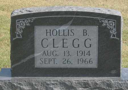 "CLEGG, HOLLIS B. ""BABE"" - Dundy County, Nebraska 