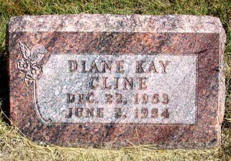 CLINE, DIANE KAY - Dundy County, Nebraska | DIANE KAY CLINE - Nebraska Gravestone Photos