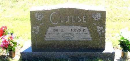 CLOUSE, FLOYD D. - Dundy County, Nebraska | FLOYD D. CLOUSE - Nebraska Gravestone Photos