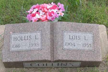 CLARK COLLINS, HOLLIS L. - Dundy County, Nebraska | HOLLIS L. CLARK COLLINS - Nebraska Gravestone Photos