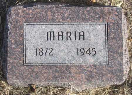 COX, MARIA - Dundy County, Nebraska | MARIA COX - Nebraska Gravestone Photos