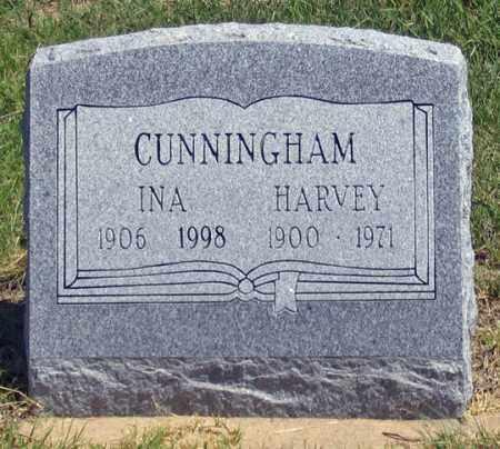 CUNNINGHAM, INA D. - Dundy County, Nebraska | INA D. CUNNINGHAM - Nebraska Gravestone Photos