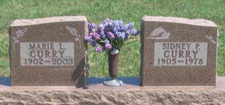 CURRY, MARIE L. - Dundy County, Nebraska | MARIE L. CURRY - Nebraska Gravestone Photos