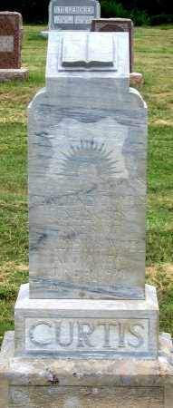BURKHART CURTIS, SADIE - Dundy County, Nebraska | SADIE BURKHART CURTIS - Nebraska Gravestone Photos