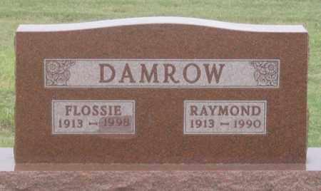DAMROW, RAYMOND - Dundy County, Nebraska | RAYMOND DAMROW - Nebraska Gravestone Photos