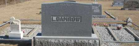 DAMROW, LOUIS FAMILY GRAVE SITE - Dundy County, Nebraska | LOUIS FAMILY GRAVE SITE DAMROW - Nebraska Gravestone Photos
