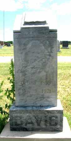 DAVIS, EDWARD - Dundy County, Nebraska | EDWARD DAVIS - Nebraska Gravestone Photos