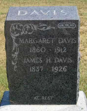CALFEE DAVIS, MARGARET - Dundy County, Nebraska | MARGARET CALFEE DAVIS - Nebraska Gravestone Photos