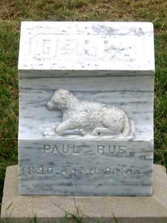 DEBRA, PAUL RAE - Dundy County, Nebraska   PAUL RAE DEBRA - Nebraska Gravestone Photos