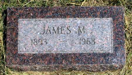 DEWESTER, JAMES M., SR. - Dundy County, Nebraska | JAMES M., SR. DEWESTER - Nebraska Gravestone Photos