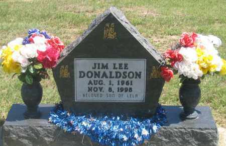 DONALDSON, JIM LEE - Dundy County, Nebraska | JIM LEE DONALDSON - Nebraska Gravestone Photos