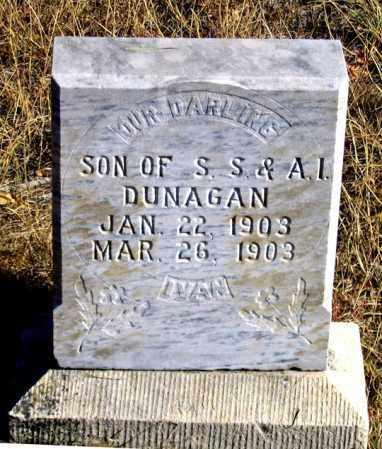 DUNAGAN, IVAN - Dundy County, Nebraska | IVAN DUNAGAN - Nebraska Gravestone Photos
