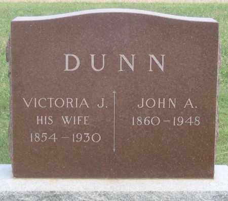 ROUPE DUNN, VICTORIA J. - Dundy County, Nebraska   VICTORIA J. ROUPE DUNN - Nebraska Gravestone Photos