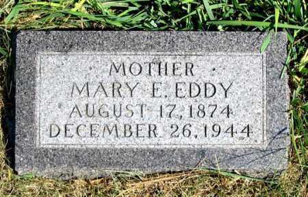 EDDY, MARY ELDORA - Dundy County, Nebraska | MARY ELDORA EDDY - Nebraska Gravestone Photos