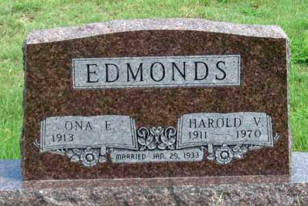 BEESON EDMONDS, ONA E. - Dundy County, Nebraska | ONA E. BEESON EDMONDS - Nebraska Gravestone Photos