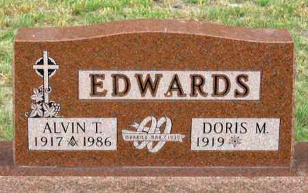 EDWARDS, DORIS M. - Dundy County, Nebraska | DORIS M. EDWARDS - Nebraska Gravestone Photos