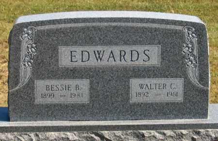 EDWARDS, BESSIE B. - Dundy County, Nebraska   BESSIE B. EDWARDS - Nebraska Gravestone Photos
