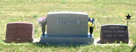 EDWARDS FAMILY, GRAVE SITE - Dundy County, Nebraska | GRAVE SITE EDWARDS FAMILY - Nebraska Gravestone Photos