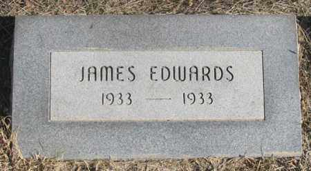 EDWARDS, JAMES - Dundy County, Nebraska | JAMES EDWARDS - Nebraska Gravestone Photos