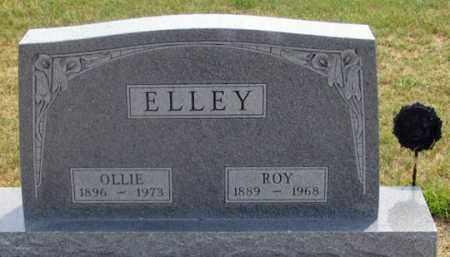 ELLEY, ROY - Dundy County, Nebraska | ROY ELLEY - Nebraska Gravestone Photos