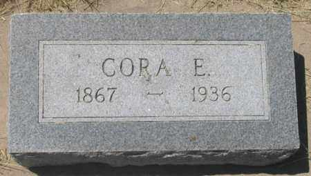 REYNOLDS-CARSON-HEATON ELLIOTT, CORA E. - Dundy County, Nebraska | CORA E. REYNOLDS-CARSON-HEATON ELLIOTT - Nebraska Gravestone Photos