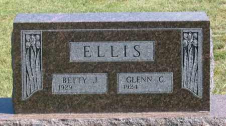 ELLIS, BETTY J. - Dundy County, Nebraska | BETTY J. ELLIS - Nebraska Gravestone Photos