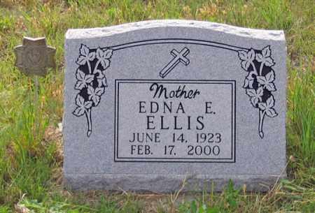 ELLIS, EDNA E. - Dundy County, Nebraska   EDNA E. ELLIS - Nebraska Gravestone Photos