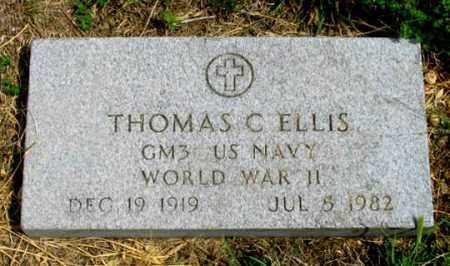 "ELLIS, THOMAS CALEB ""CORKY"" - Dundy County, Nebraska | THOMAS CALEB ""CORKY"" ELLIS - Nebraska Gravestone Photos"
