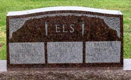 ELS, BYRON - Dundy County, Nebraska | BYRON ELS - Nebraska Gravestone Photos