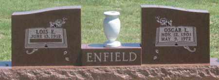 ENFIELD, LOIS E. - Dundy County, Nebraska | LOIS E. ENFIELD - Nebraska Gravestone Photos