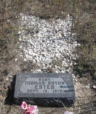 ESTES, THOMAS BYRON - Dundy County, Nebraska | THOMAS BYRON ESTES - Nebraska Gravestone Photos