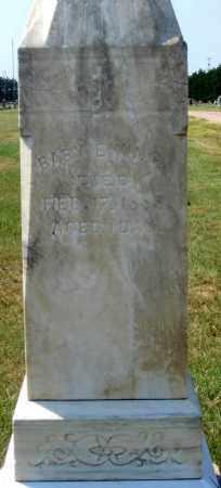 EWING, BABY - Dundy County, Nebraska | BABY EWING - Nebraska Gravestone Photos