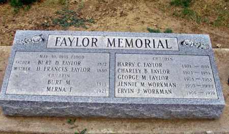 FAYLOR, GEORGE M. - Dundy County, Nebraska   GEORGE M. FAYLOR - Nebraska Gravestone Photos