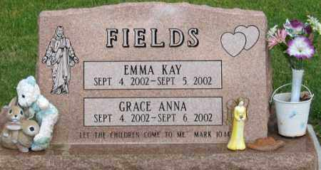 FIELDS, EMMA KAY - Dundy County, Nebraska | EMMA KAY FIELDS - Nebraska Gravestone Photos
