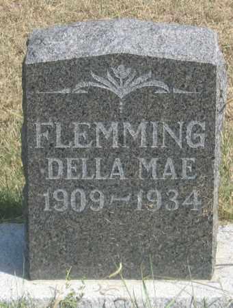 FLEMMING, DELLA MAE - Dundy County, Nebraska | DELLA MAE FLEMMING - Nebraska Gravestone Photos