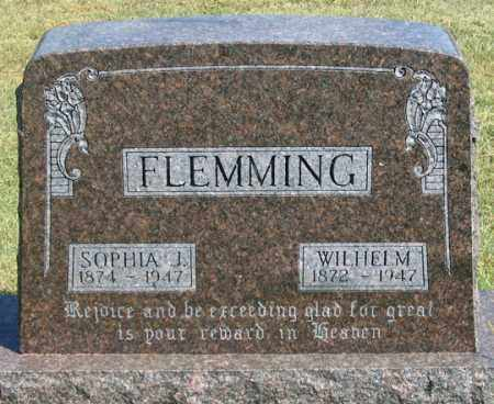 FLEMMING, SOPHIA J. - Dundy County, Nebraska | SOPHIA J. FLEMMING - Nebraska Gravestone Photos