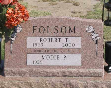 FOLSOM, ROBERT T. - Dundy County, Nebraska | ROBERT T. FOLSOM - Nebraska Gravestone Photos
