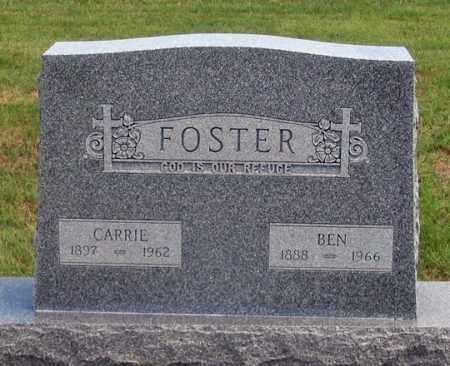 "FOSTER, KAREN H. ""CARRIE"" - Dundy County, Nebraska   KAREN H. ""CARRIE"" FOSTER - Nebraska Gravestone Photos"