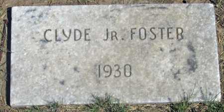 FOSTER, CLYDE JR. - Dundy County, Nebraska   CLYDE JR. FOSTER - Nebraska Gravestone Photos