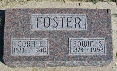 PARSONS FOSTER, CORA E. - Dundy County, Nebraska | CORA E. PARSONS FOSTER - Nebraska Gravestone Photos