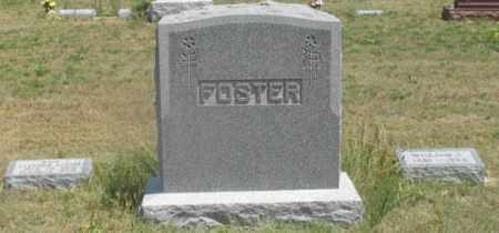 FOSTER FAMILY, GRAVE SITE - Dundy County, Nebraska   GRAVE SITE FOSTER FAMILY - Nebraska Gravestone Photos