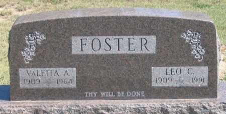FOSTER, VALEITA A. - Dundy County, Nebraska | VALEITA A. FOSTER - Nebraska Gravestone Photos