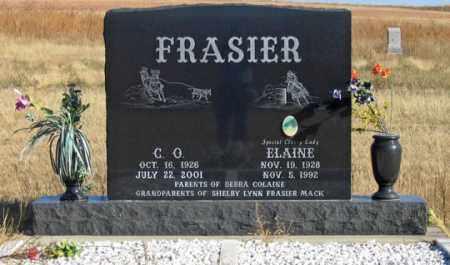 HOWARD FRASIER, ELAINE - Dundy County, Nebraska | ELAINE HOWARD FRASIER - Nebraska Gravestone Photos