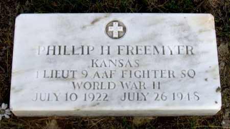 FREEMYER, PHILLIP H. - Dundy County, Nebraska   PHILLIP H. FREEMYER - Nebraska Gravestone Photos
