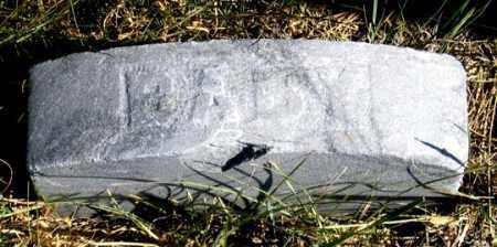 FRENZEN, INFANT - Dundy County, Nebraska | INFANT FRENZEN - Nebraska Gravestone Photos