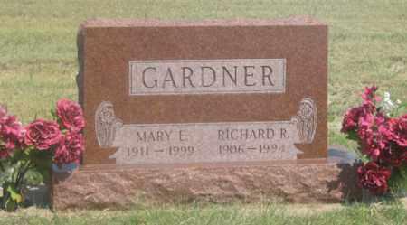 WEIGEL GARDNER, MARY E. - Dundy County, Nebraska   MARY E. WEIGEL GARDNER - Nebraska Gravestone Photos