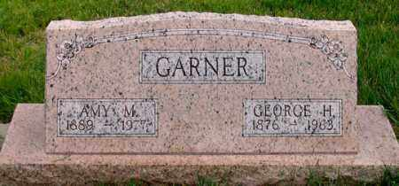 GARNER, GEORGE H. - Dundy County, Nebraska | GEORGE H. GARNER - Nebraska Gravestone Photos