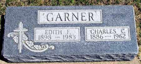 GARNER, CHARLES CLAYTON - Dundy County, Nebraska   CHARLES CLAYTON GARNER - Nebraska Gravestone Photos