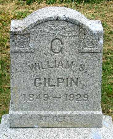 GILPIN, WILLIAM S. - Dundy County, Nebraska | WILLIAM S. GILPIN - Nebraska Gravestone Photos
