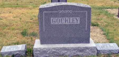 GOCKLEY FAMILY, GRAVE SITE - Dundy County, Nebraska | GRAVE SITE GOCKLEY FAMILY - Nebraska Gravestone Photos